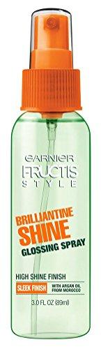 (Garnier Fructis Style Brilliantine Shine Glossing Spray 3 Oz (Pack of 3) )