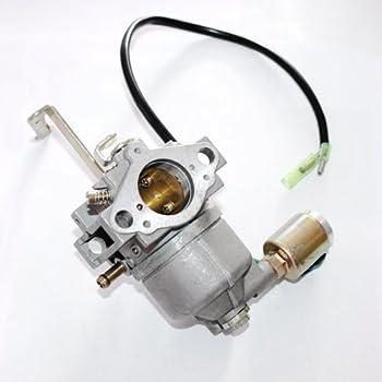 Jxparts carburetor for yamaha mz360 ef6600de for Ridgid 6800 watt generator with yamaha engine