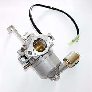 jxparts carburador para Yamaha MZ360EF6600DE YG6600DE Generador