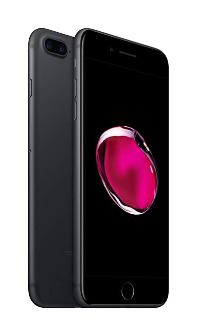 7a42bc37847 Amazon.com: Simple Mobile Prepaid - Apple iPhone 7 Plus (32GB) - Black