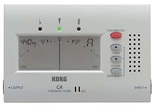 Korg CA40 Large Display Auto Chromatic Tuner