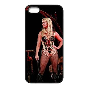 Diy Case for iPhone 5,5S ,Customized case Britney Spears With Fashion Style VY125324 by mcsharks