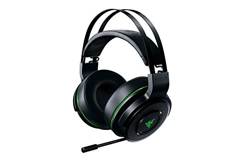 Razer Thresher Ultimate - Xbox One & PC Wireless Gaming Headset - 7.1 Dolby Surround Sound with Retractable Microphone by Razer (Image #2)