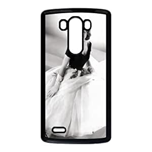LG G3 Cell Phone Case Black Grace Kelly nmzx