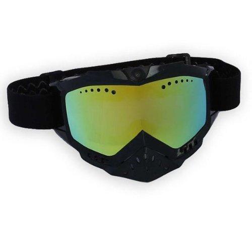 Freestep HD1080P Snow Ski Skiing Goggles Video Camera Google (Answer Mode Rock)