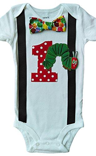Caterpillar Infant Bodysuit - 7