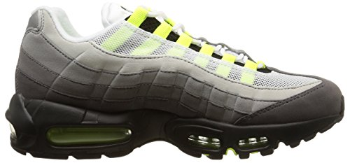Nike Air Max 95 Og Mens Formatori 554970 Sneakers Scarpe Grigie