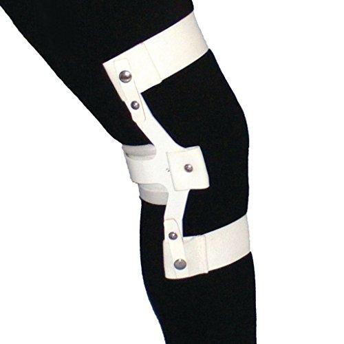 Swedish Style Knee Brace - Size: Large, Knee Circumference: 15