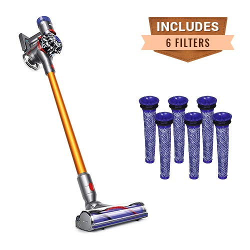 Dyson V8 Absolute Cordless Stick Vacuum Cleaner with Kit (Vacuum Cleaner w/Kit)