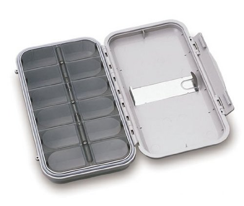 C&F Design FFS-L2 Large Waterproof & Compartment System Fly Box -