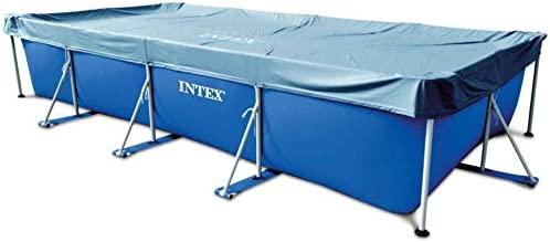Lona para piscina Rectangular Intex 4,50 mx 2,20 mx 84 cm