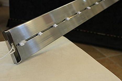 Bricotenda bastone per tenda a onda mod fascia tipo starlys