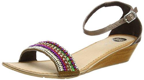 Gioseppo LOSNE - Sandalias para mujer Multicolor