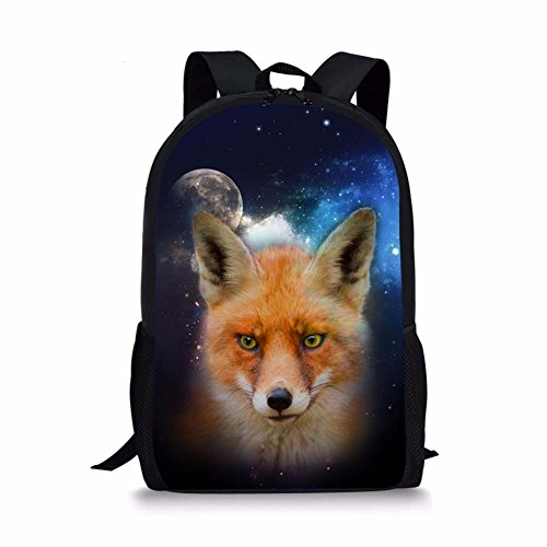 Fox Cartable Fox Moyen Chaqlin Noir 2 1 aSUHx7nq