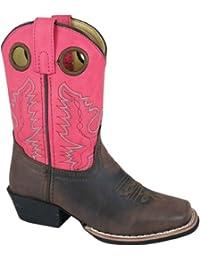 Smoky Mountain 1411 Kid's Memphis Square Toe Boot