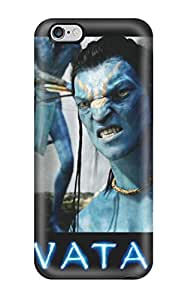 Premium Jake Sully In Avatar Back Cover Snap On Case For Iphone 6 Plus