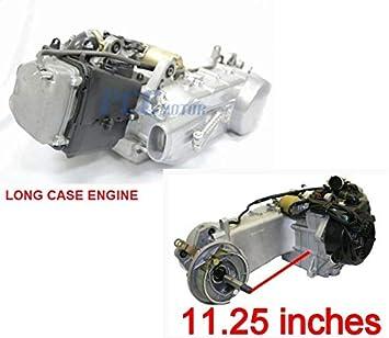 Amazon com: 150CC GY6 SCOOTER ATV QUAD GO-KART LONG ENGINE