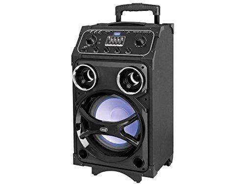 4 opinioni per Trevi XF 1000 KB Altoparlante con Microfono, 100 Watt, Nero
