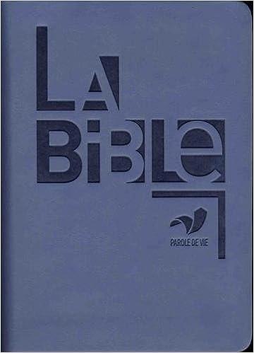 La Bible Ancien Testament Integrant Les Livres