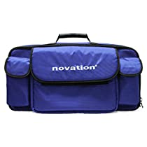 Novation Soft Carrying Case for MiniNova Synth, Blue