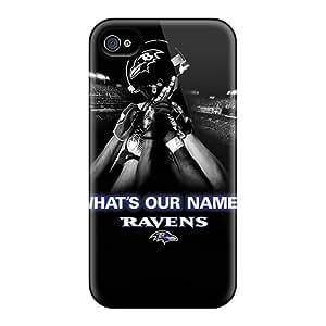 PhilHolmes Iphone 6 Shock Absorption Hard Cell-phone Case Customized Fashion Baltimore Ravens Pattern [Euj11641paEO]
