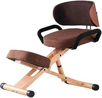 Steel Frame Kneeling Orthopaedic Stool Ergonomic Chair Same Day Dispatch