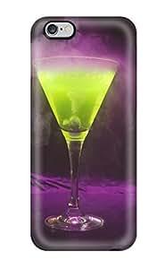 AnnDavidson Perfect Tpu Case For Iphone 6 Plus/ Anti-scratch Protector Case (cocktail )