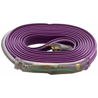 Pipe Heating Cable With Thermostat for this list of winter rv camping tips
