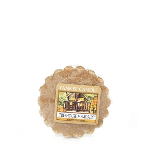 Treehouse Memories Yankee Candle Single - Floating Candles Tart