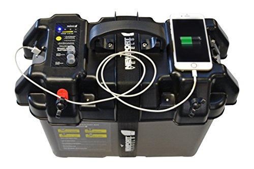 Newport Vessels Trolling Motor Smart Battery Box Power