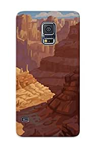Afeive-7077-etkgcou Cocoon In The Canyons Fashion Tpu Case Cover For Iphone 5/5S, Series Kimberly Kurzendoerfer