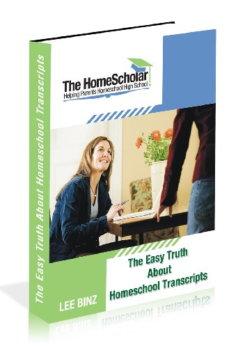 The Easy Truth About Homeschool Transcripts