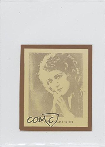 Mary Pickford (Trading Card) 1930 Ray-O-Tints - [Base] - Without Frames - Rays Tint Shop