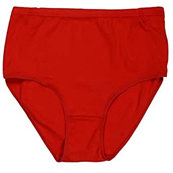 Ladies Cotton Panty, Plus Size, Made in Turkey
