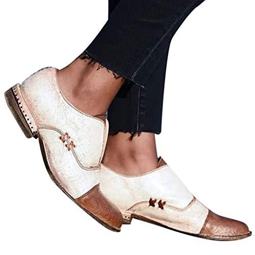Bottes Shoes Nouveau Femmes À Plat Marron Manadlian Talon Chaussures Blanc And Roman Rétro Single 2019 Bottines Mode Pour rqUx6wprC