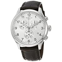 Deals on Tissot Chrono XL Classic Chronograph Silver Dial Mens Watch