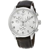 Tissot T116.617.16.037.00 Chrono XL Men's Watch Brown 45mm Stainless Steel