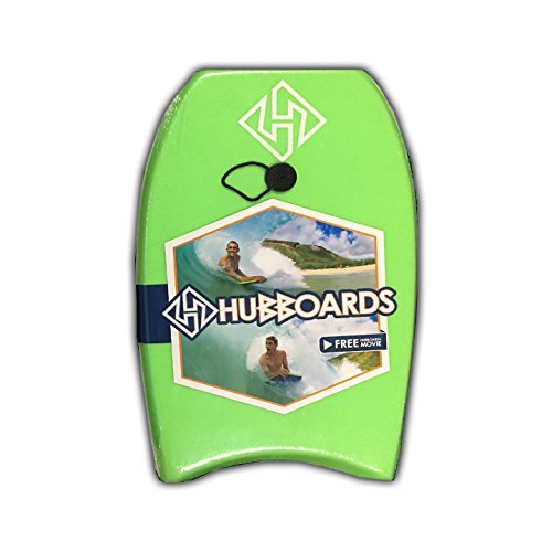 Hubblite Mini Kick Bodyboard Assorted Colors 21″