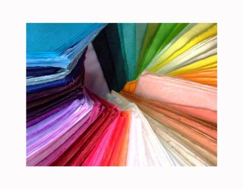 55 Mulberry Paper Sheet Design Craft Hand Made Art Tissue Japan Washi Design Craft Art Origami Suppliers Card Making