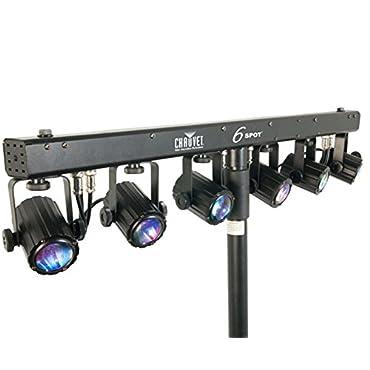 Chauvet 6-Spot LED Dance Effect Light Bar System (6SPOT)