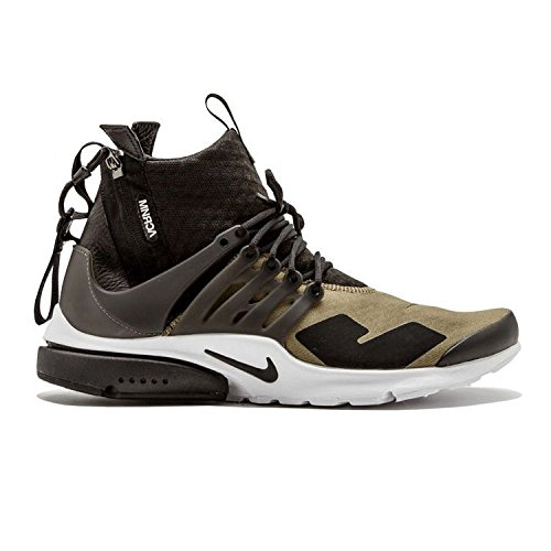 Nike Mens Acronym x Air Presto (8.5, Olive Dust Black): Buy ...