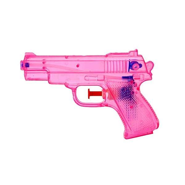 6 Pezzi Pistole d'acqua Pistole a spruzzo Set 13 cm Festa Di Compleanno Bambini Regalo 2 spesavip