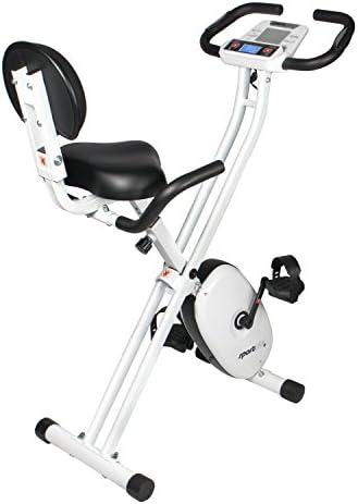 Añadiendo al carrito...Añadido a la cestaNo añadidoNo añadidoSportPlus Heimtrainer S-Bike - Bicicleta estática y de spinning para fitness