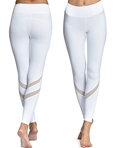 7903d261b2 We Analyzed 8,812 Reviews To Find THE BEST White Yoga Leggings