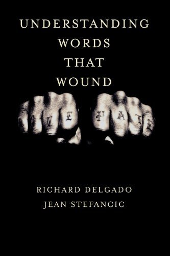 Understanding Words That Wound by Richard Delgado (2004-02-20)