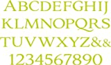 Lifestyle Crafts Letterpress Printing Plate