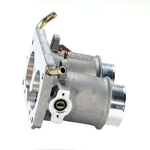BBK 3503 Twin 61mm Throttle Body – High Flow Power Plus Series For Ford F Series Truck And SUV 302, 351