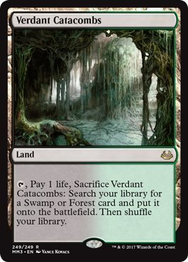 Verdant Catacombs - Modern Masters 2017