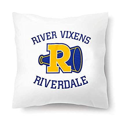 Amazon Com Mopopola Riverdale Pillow Throw Cover Case Super Sofa