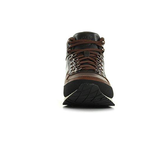 Timberland Alpine Chukka Dark - Botas de Piel para hombre Brown